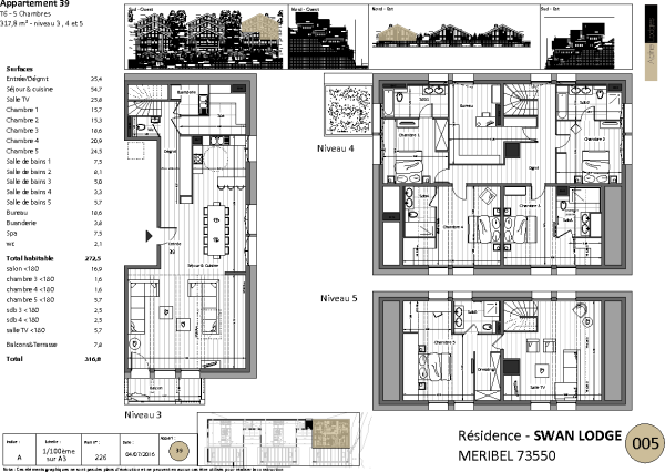 Apartment 7 bed