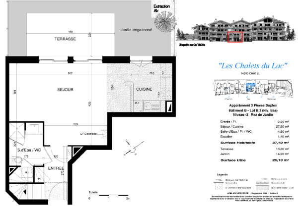 Floor Plan - lower