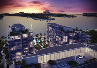 1 bed Apartment in SERENIA, The Crescent...
