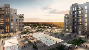 2 bed Apartment for sale in Zahra Breeze...