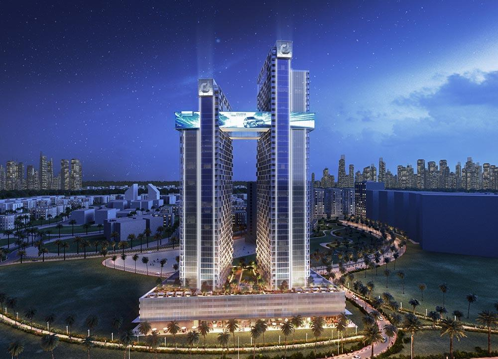 Dubai new development