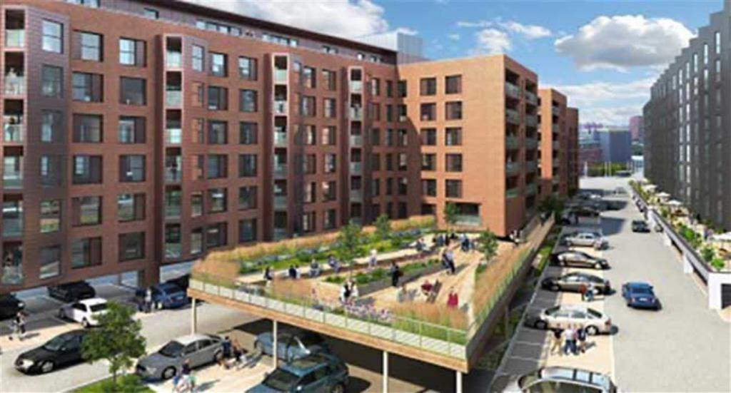 1 Bedroom Apartment To Rent In Milliners Wharf Manchester M4