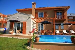 new development in Antalya, Kas, Kalkan