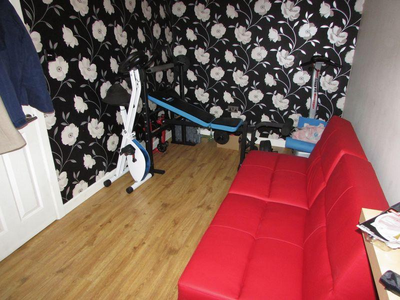 Playroom/Bedroom