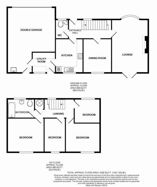 Floor Plan 166 Green