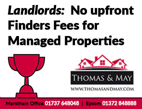 Get brand editions for Thomas & May, Epsom