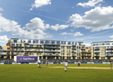 Linden Homes, Living @ Bristol County Ground