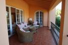 More terrace
