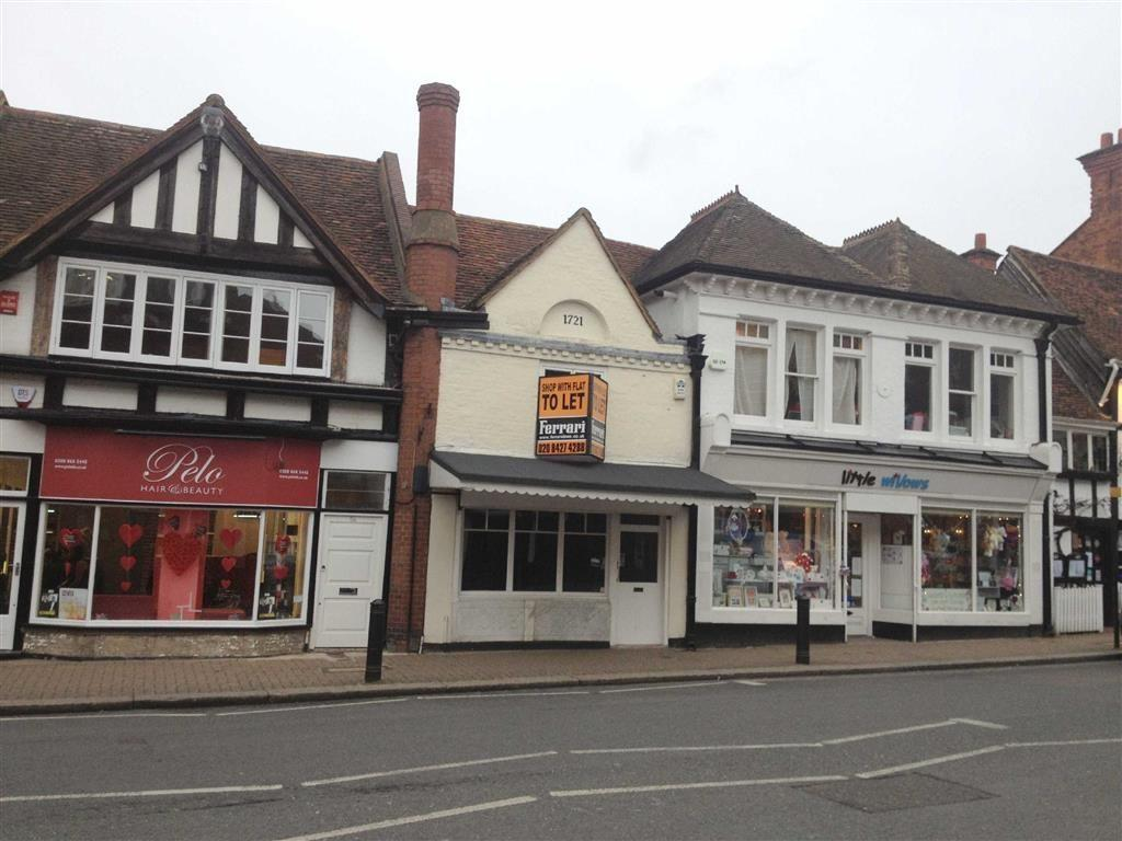Shop To Rent In High Street Pinner Middlesex Ha5