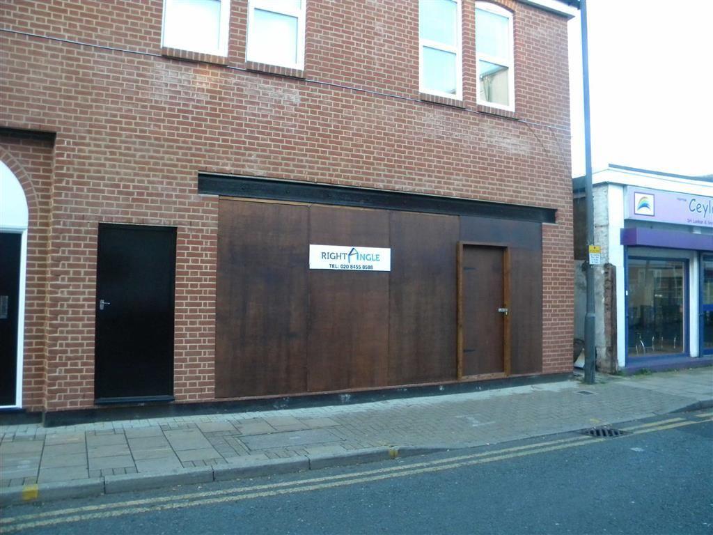 Shop To Rent In High Street Wealdstone Middlesex Ha3