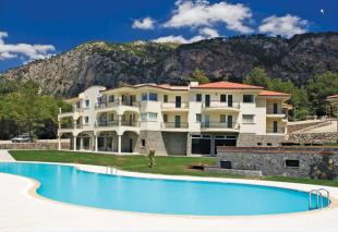 Apartment for sale in Mugla, Dalaman, Akkaya