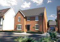 new home in Hamlet Road, Haverhill...