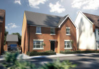 new home for sale in Hamlet Road, Haverhill...