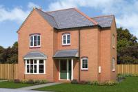 4 bed new house for sale in Wells Road, Glastonbury...