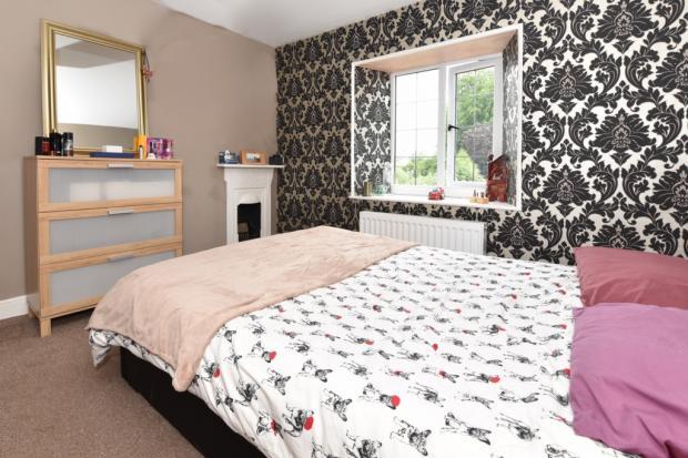 Main House - Bedroom 2