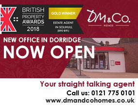 Get brand editions for DM & Co. Homes, Solihull