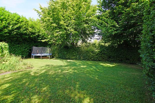 'Hidden' Lawn