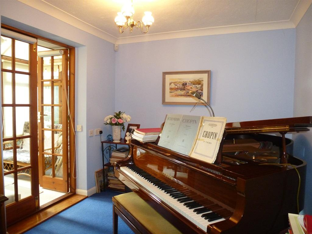 Bedroom Two/ Dining Room