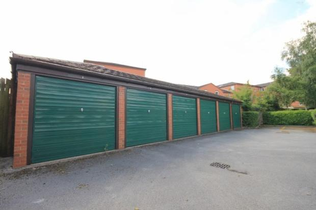 Garages to Rear