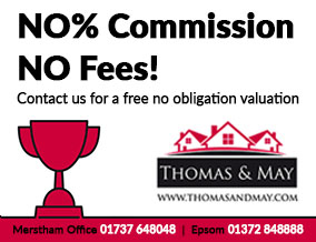 Get brand editions for Thomas & May, Merstham