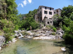 Liguria house for sale