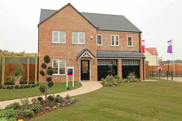 Image from actual Lavenham showhome