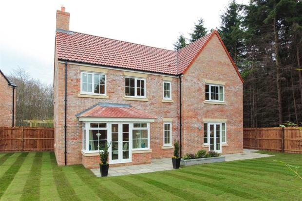 Image from Actual Frampton showhome