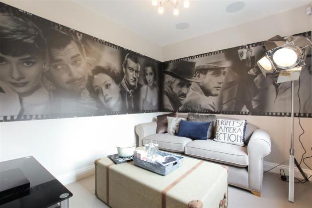 Image from Frampton showhome at Wynyard Manor