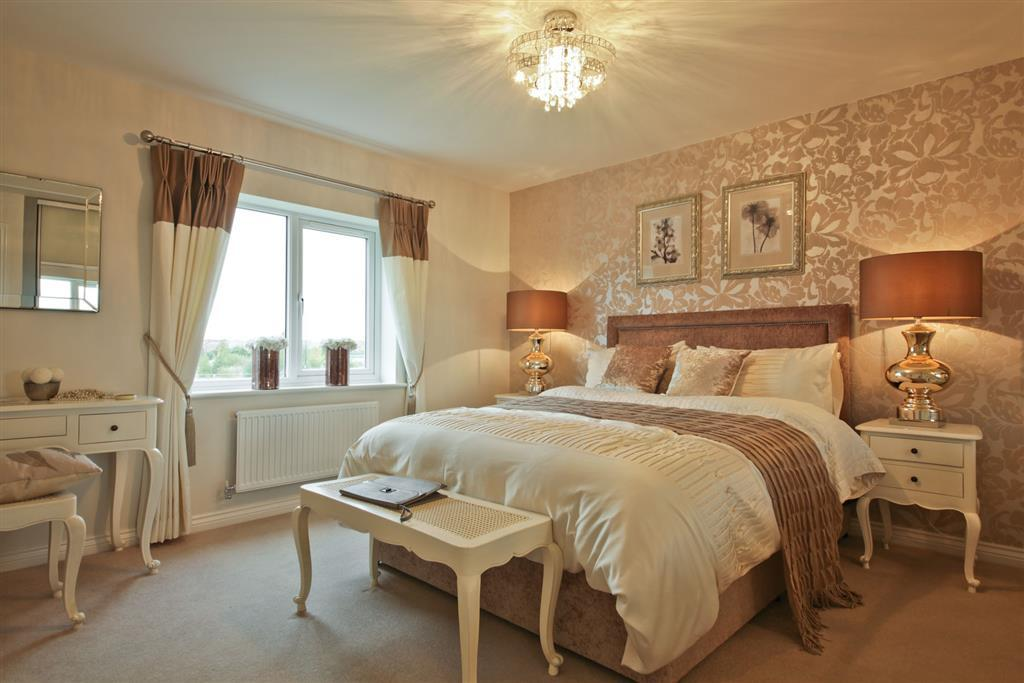 Image depicts typical Taylor Wimpey home