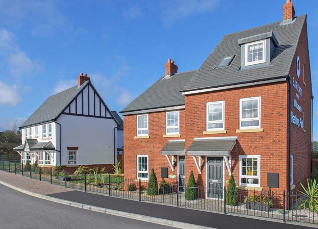 2 bedroom flat for sale in pentland road ashby de la for Ashby homes