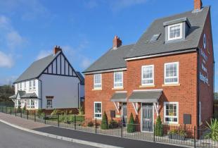 Hastings Park by Barratt Homes, Pentland Road, Ashby-de-la-Zouch, Leicestershire, LE65 1BA