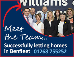 Get brand editions for Williams & Donovan, Benfleet- Lettings