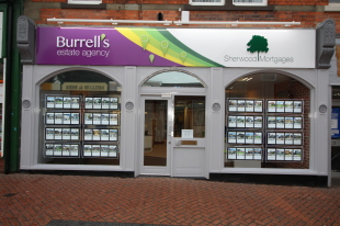 Burrell's Estate Agency, Worksopbranch details