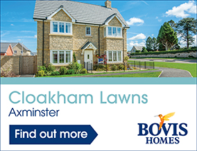 Get brand editions for Bovis Homes South West, Cloakham Lawns