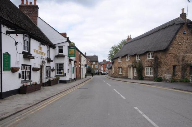 17th Century Pub
