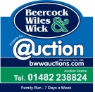 Beercock Wiles & Wick, Auctions branch logo