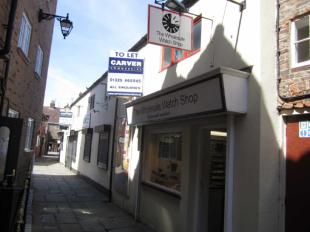 Shop in Clarks Yard, Darlington...