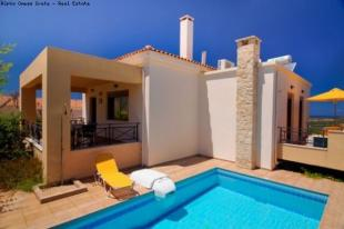 5 bed Detached Bungalow in Rethymnon, Rethymnon...