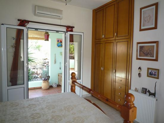 Doors- shady balcony