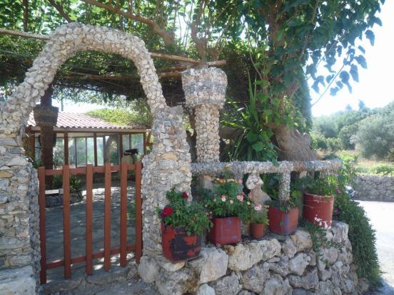 Tradtional stonework