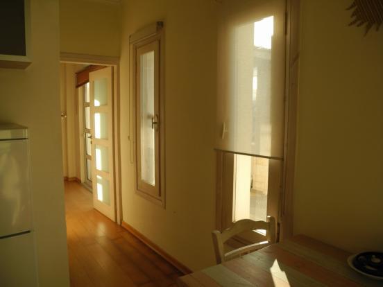 Passage to bedroom