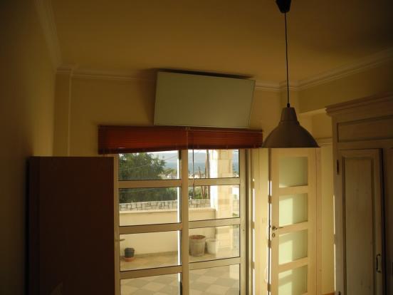 Heating panel -bedrm