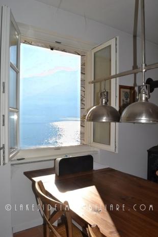 2 bed semi detached property in Lombardy, Como, Tremezzo