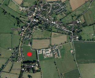 property for sale in Land at Fair Farm, Melton Road, Waltham on the Wolds, Leicestershire LE14 4AJ