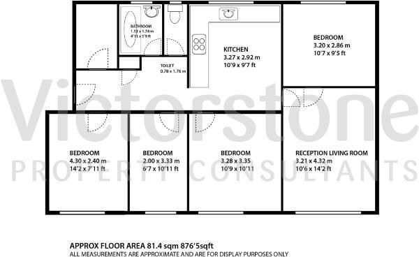 floor plan ashcombe