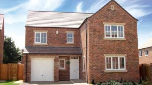 Laceby Court by Shepherd Homes, Butt Lane, Laceby, DN37