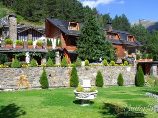 Detached property in La Massana, Andorra...
