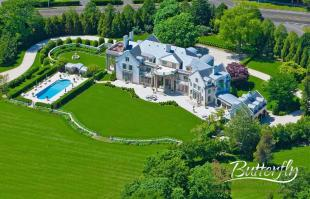 11 bed home for sale in Southampton, New York...