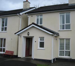 2 bed semi detached house for sale in Crossmolina, Mayo