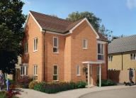 3 bedroom new property for sale in Church Path, East Cowes...